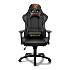 The Armor Black Gaming Chair is a uniquely adjustable high-quality gaming chair that will satisfy even the most demanding gamers. Now available in all black. Armor Games, Gaming Desk, Black Cover, Vinyl Cover, Computer Technology, Leather, Design, Things To Sell, Products