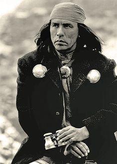 Wes Studi in Geronimo: An American Legend. Native American Men, American Legend, Native American Photos, Wes Studi, Adam Beach, Indian Territory, Dances With Wolves, The Warlocks, Cherokee Nation