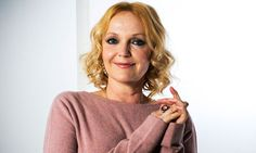 Miranda Richardson (rita skeeter) - Now
