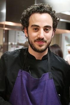 Chef Daniel Rose on the 'Woody Allen Table' and the Business of Running Spring in Paris