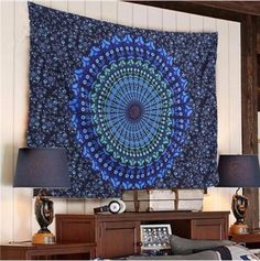 Indian Mandala Tapestry – Licensed Hippie