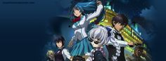 Full Metal Panic Invisible Victory Cast Facebook Cover InstallTimelineCover.com