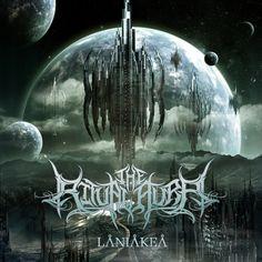 The Ritual Aura - Laniakea (2015) Album Art by Brutal Disorder Designs - Technical Death-Metal / Progressive Melodic Death-Metal