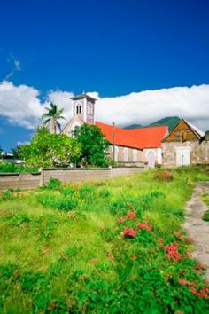 Nevis Caribbean Islands