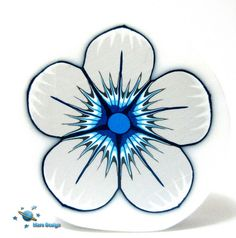 Gray blue flower cane | Flickr - Photo Sharing!