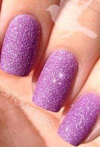 Lilac Nails!!!!