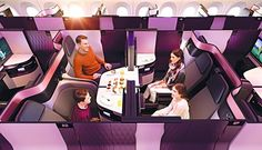Qatar Airways unveils a 'world-first in premium travel'