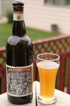 Down The Hatch: North Coast Brewing Co's Pranqster Belgian