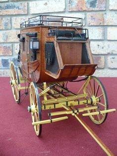 Toy Wagon, Horse Wagon, Wooden Wagon Wheels, Cowboy Action Shooting, Horse And Buggy, Gypsy Wagon, Horse Carriage, Le Far West, Miniature Houses