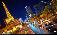 Las Vegas is one of those destinations the are perfect for any season. You can vacation here any time from January to December and have the same experience and fun.