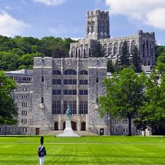 West Point Academy, NY my son is there. One awesome school and a very proud mother.