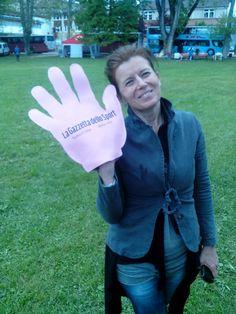 Michela Bruni: gazzette e sorrisi - SKYWINE.2013