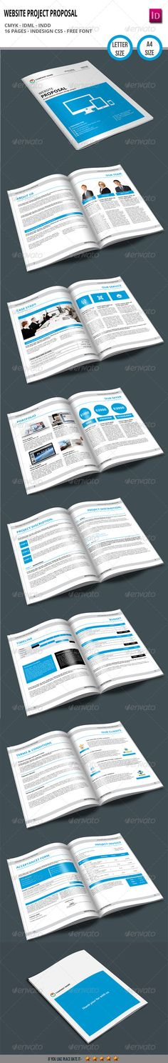 Website Project Proposal-2 Print, Project proposal and Proposals - proposal for a project