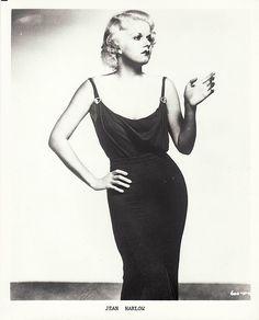 1930s, Jean Harlow