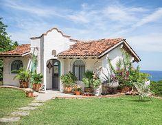 Spanish style homes – Mediterranean Home Decor Spanish Revival Home, Spanish Style Homes, Spanish House, Spanish Colonial, Spanish Exterior, Modern Exterior, Style At Home, Style Hacienda, Farmhouse Style