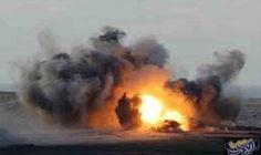 إصابة 6 مواطنين جراء انفجار عبوة ناسفة بجوار أحد أسواق القات في تعز: كشفت مصادر محلية، أنّ 6 مواطنين أصيبوا ، اليوم الاثنين، جراء انفجار…