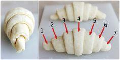 STAMPA LA RICETTA (PDF) Il croissant, in Francia, è il croissant, punto, non c'è bisogno di aggettivarlo con termini di provenienza. In...