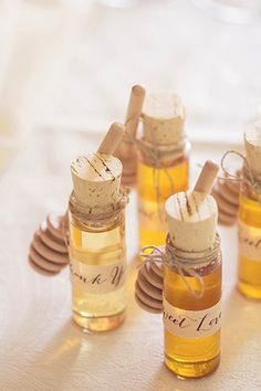 Honey Party Favors