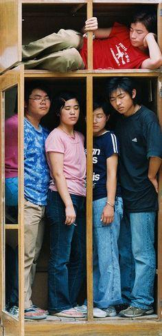 Zhen Gao (b1956, Jinan, China) and Qiang Gao (b1962, Jinan, China) are The Gao…