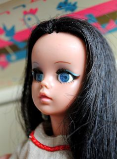 Boneca Susi original anos 60/70s fabricada pela Estrela,