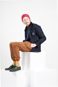 The new Fall / Winter 2012 collection by Ontour is out in stores now.