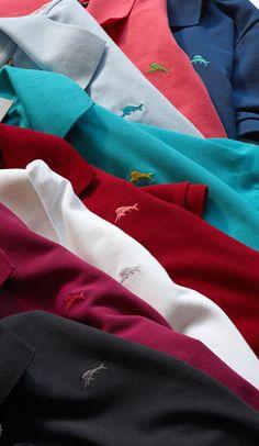TB Women's Polos #tommybahama