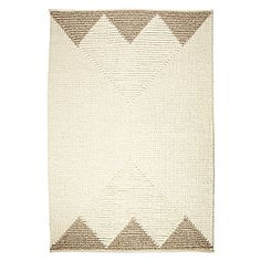 Triangle Border Rug | Serena & Lily #BabyWildThing #DreamTeam #PinToWin
