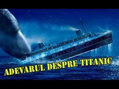 ADEVĂRUL DESPRE TITANIC! - YouTube Titanic, Youtube, Mai, The Originals, World, Movies, Movie Posters, Films, Film Poster