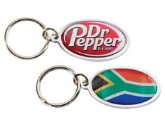 Oval Keyholder at Dome Keyrings   Ignition Marketing Corporate Gifts