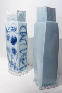 Ceramist Masamichi Yoshikawa (Japanese: 1946)