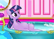 Twilight Sparkle Spa