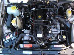 1992 Jeep Comanche Used Engine Description Gas Engine