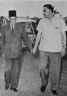 ناصر مع والده