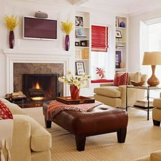 6 Keen Clever Tips: Living Room Remodel Ideas Popcorn Ceiling living room remodel on a budget apartment therapy.Small Living Room Remodel Interiors living room remodel on a budget apartment therapy.Living Room Remodel With Fireplace Fire Places. Living Room Furniture Arrangement, Living Room Furniture, L Shaped Living Room, Home Furniture, Home Decor, Fresh Living Room, Furniture Arrangement, Room Furniture, Room Layout