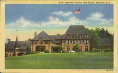 Asheville Country Club House