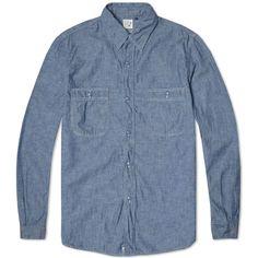 orSlow Work Shirt (Chambray)