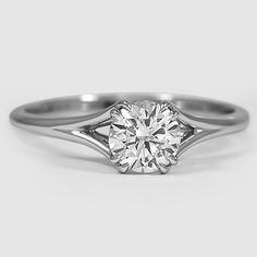 Platinum Reverie Ring