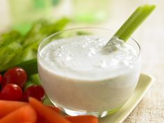 Spicy Yogurt Dip and