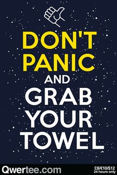 Hitchhikers Guide to the Galaxy <3