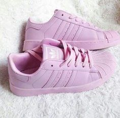 adidas superstar color rosa
