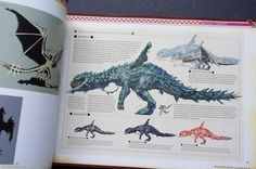 Monster Hunter Illustrations (English Edition) by Parka81, via Flickr