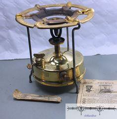 Primus No 1.S.or. Petroleum Kocher / vintage paraffin stove