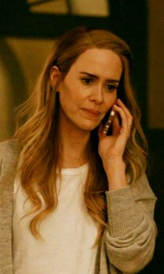 """Sarah Paulson Says That AHS: Roanoke Is About to Go """"Nutty Bobo Nut Town"""""""