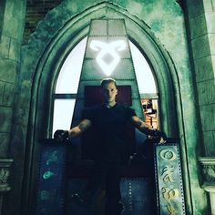 Jace is in town. #shadowhunters
