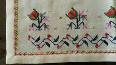Dress Design Sketches, Turkish Fashion, Diy And Crafts, Coin Purse, Cross Stitch, Textiles, Embroidery, Projects, Cross Stitch Embroidery