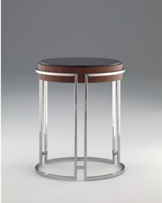 Much like the Miami resort with which they share a name, Deauville tables are equally at ease in interiors that appeal to a Rat Pack sensibility or those that embrace the ultra modern. Bracket-shaped legs are an immediate focal point. Their primacy allows the top—executed in fine wood or with stone insert—to appear as though it floats. Clean lines, bold shapes, and pure materials combine for a timeless look that spans transitional to modern tastes.