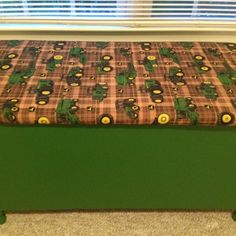 John Deere Toy Box