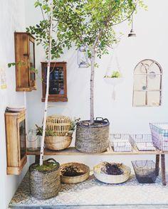 Buiten patio Ariadne at Home huis