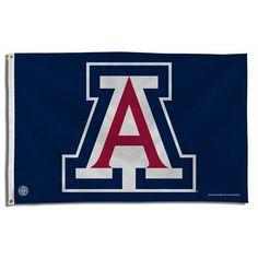 Arizona Wildcats NCAA 3x5 Flag