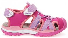 004f131e2b0e Geox Borealis Lilac Pink Sandals Pink Sandals